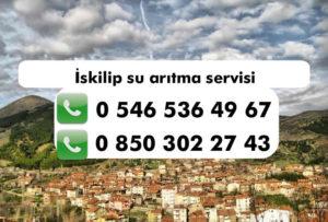 iskilip-su-aritma-servisi