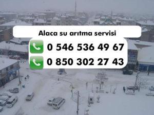 alaca-su-aritma-servisi
