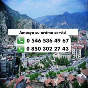 amasya-su-aritma-servisi