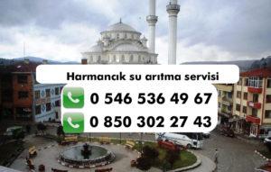 harmancik-su-aritma-servisi