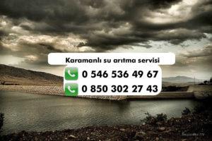 karamanli-su-aritma-servisi