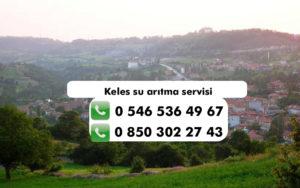 keles-su-aritma-servisi