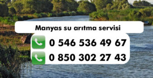 manyas-su-aritma-servisi