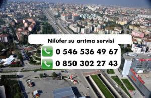 nilufer-su-aritma-servisi