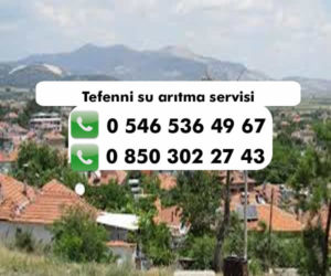 tefenni-su-aritma-servisi