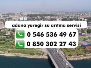 adana-yuregir-su-aritma-servisi