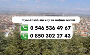 afyonkasahisar-cay-su-aritma-servisi
