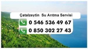 catalzeytin-su-aritma-servisi