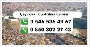 cayirova-su-aritma-servisi