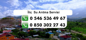 ilic-su-aritma-servisi