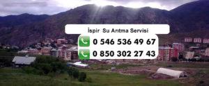 ispir-su-aritma-servisi