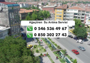 agacoren-su-aritma-servisi