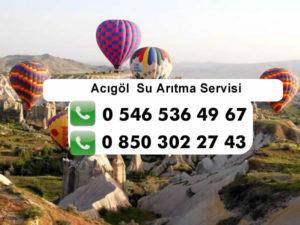 acigol-su-aritma-servisi