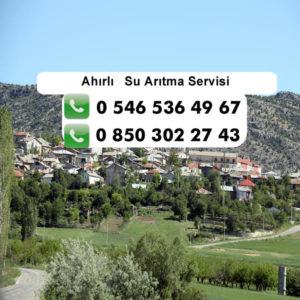 ahirli-su-aritma-servisi
