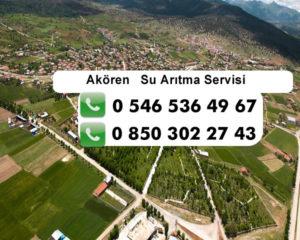 akoren-su-aritma-servisi
