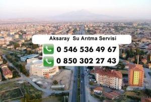 aksaray-su-aritma-servisi