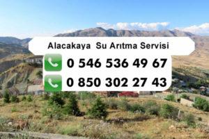 alacakaya-su-aritma-servisi