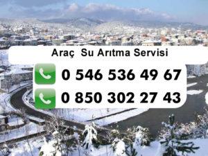 arac-su-aritma-servisi