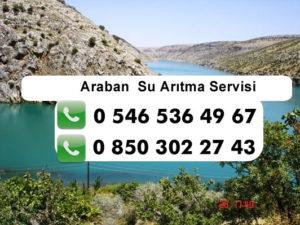 araban-su-aritma-servisi