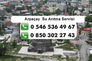 arpacay-su-aritma-servisi
