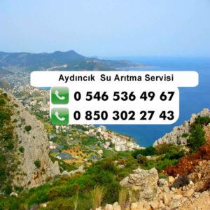 aydincik-su-aritma-servisi