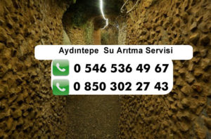 aydintepe-su-aritma-servisi