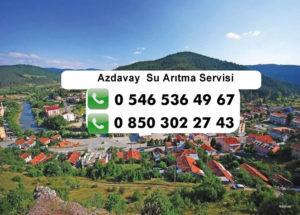azdavay-su-aritma-servisi