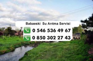 babaeski-su-aritma-servisi