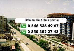batman-su-aritma-servisi