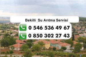 bekilli-su-aritma-servisi
