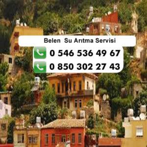 belen-su-aritma-servisi
