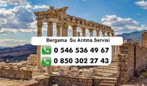 bergama-su-aritma-servisi