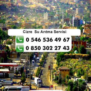 cizre-su-aritma-servisi