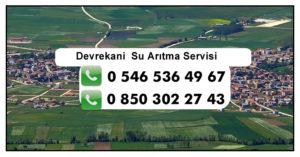 devrekani-su-aritma-servisi