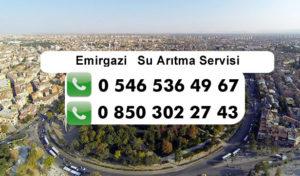 emirgazi-su-aritma-servisi