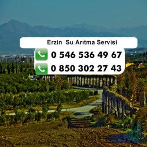 erzin-su-aritma-servisi