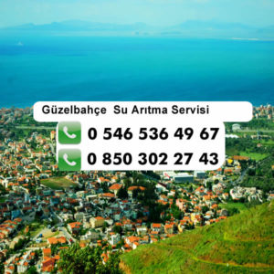 guzelbahce-su-aritma-servisi