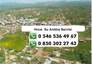 hinis-su-aritma-servisi
