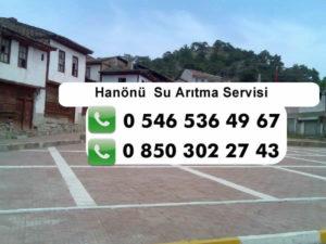 hanonu-su-aritma-servisi