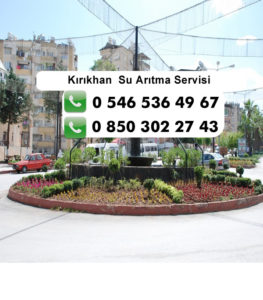 kirikhan-su-aritma-servisi