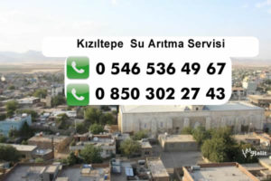 kiziltepe-su-aritma-servisi