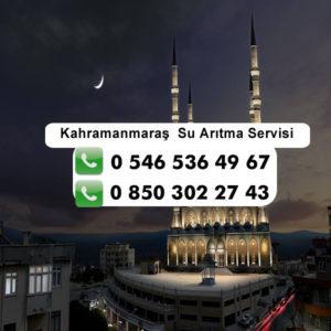 kahramanmaras-su-aritma-servisi