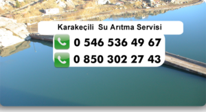 karakecili-su-aritma-servisi