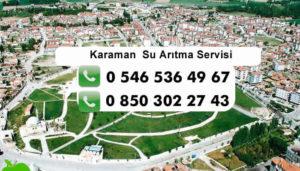karaman-su-aritma-servisi