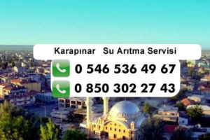karapinar-su-aritma-servisi