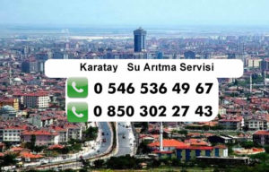 karatay-su-aritma-servisi