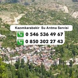 kazimkarabekir-su-aritma-servisi