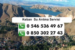 keban-su-aritma-servisi