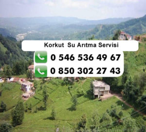 korkut-su-aritma-servisi