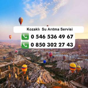 kozakli-su-aritma-servisi